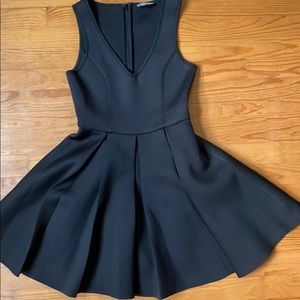 Lucca Couture Scuba Skater Dress